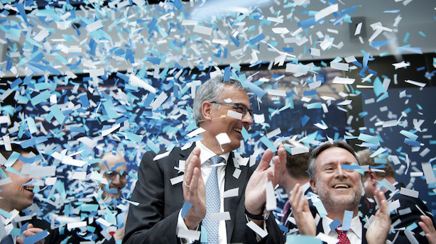 """Mærsk-direktør siger farvel efter milliardstor børsnotering: """"Det vil være helt forkert at sige, at det ikke er vemodigt. Det er godt og trist på samme tid"""""""