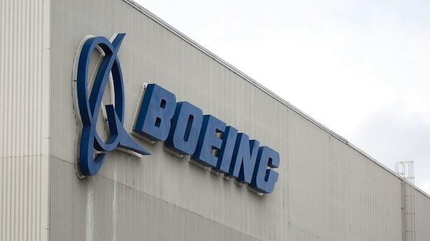 Aktieåbning i USA: Boeing trækker ned i Dow Jones i generelt sur åbning