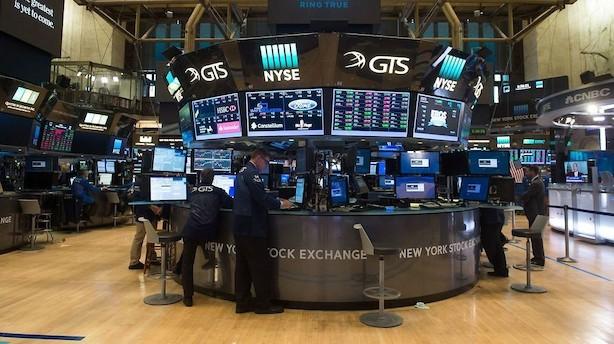 Sundhed trak amerikanske aktier i minus - Qualcomm igen i top