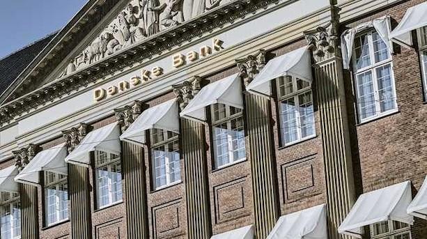 ATP: Kursudviklingen i Danske Bank har været utilfredsstillende
