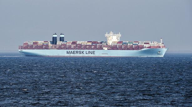 En bindende klimalov kan blive en sten i skoen for Mærsk og andre danske rederier