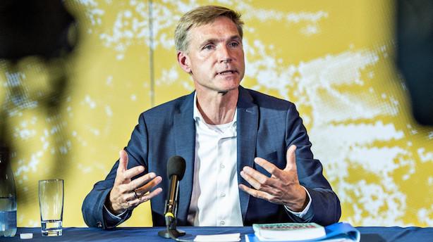 Thulesen Dahl: Løkke får svært ved at genvinde tillid og troværdighed
