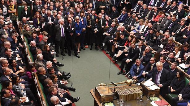 Parlamentet stemte for brexitaftalen - men ikke for at klappe i og skrive under i en fart. Hvad gør EU og Boris Johnson nu?