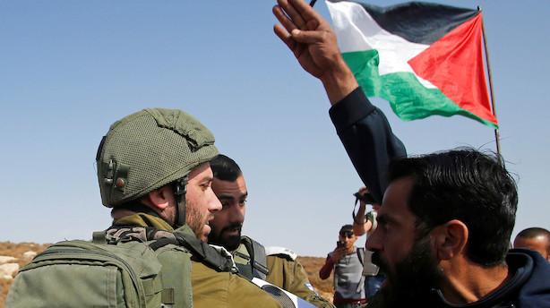EU: Fødevarer fra israelskbesatte områder skal mærkes