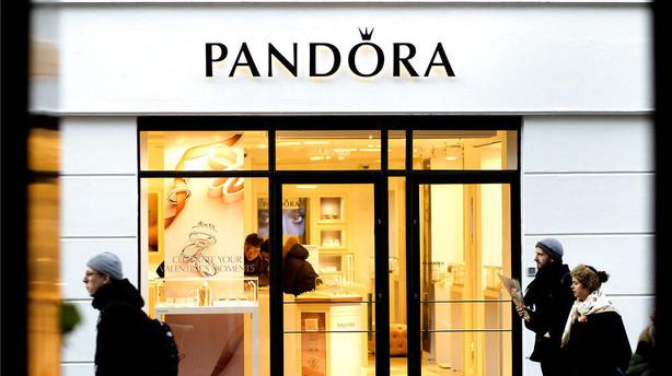 Pandora udvider samarbejdet med amerikansk smykkekæde