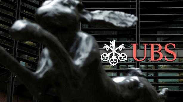 UBS venter på retssag om skatteunddragelse i Frankrig