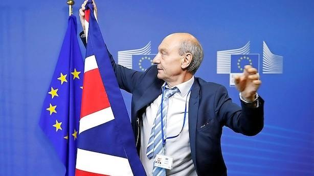 I dag starter tovtrækkeriet om briternes EU-exit: Her er køreplanen