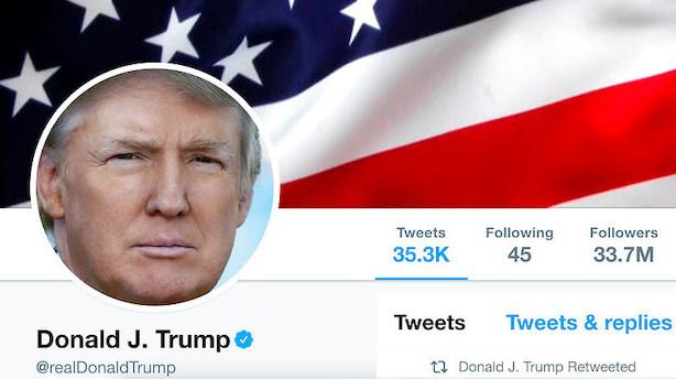 """""""Disgusting"""": C20-selskaber fejler på Facebook og bør gøre som Donald Trump"""