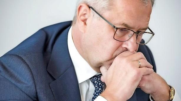 Niels Lunde: Mærsk-ledelsen virker overbelastet