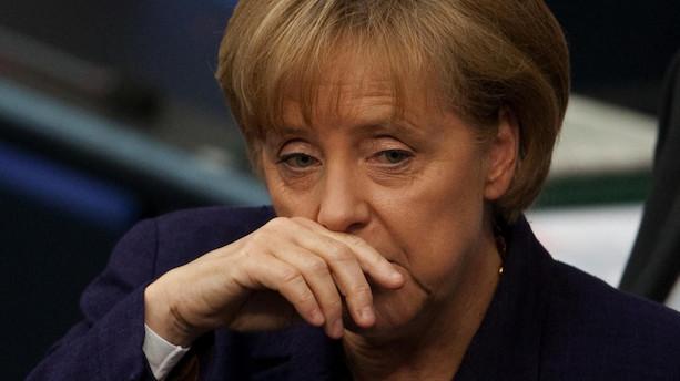 Tysklands industriproduktion viser uventet fald