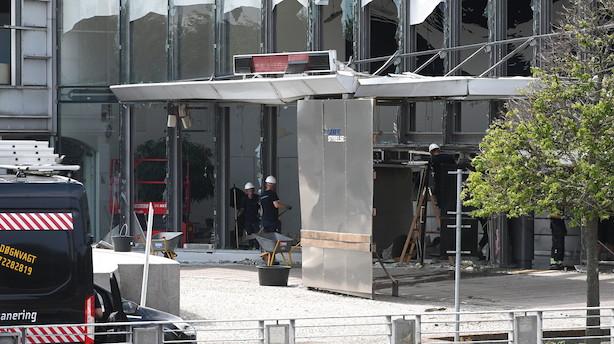 Svensker mistænkt for eksplosion i Skattestyrelsen klager ikke over udlevering