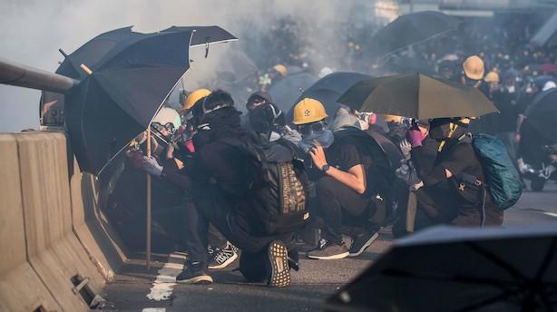 Otte pr-firmaer siger nej tak til at genoprette Hongkongs ry