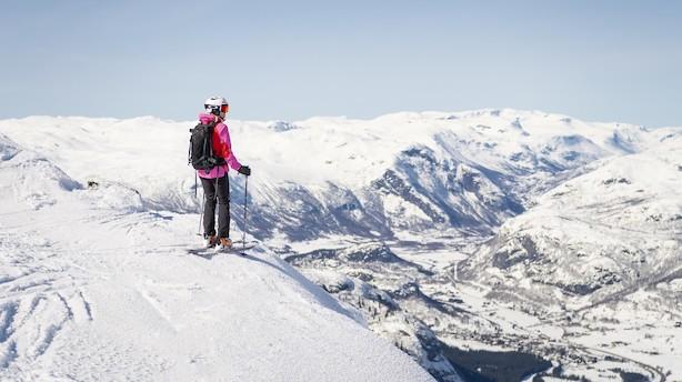 Hemsedal er Norges alpine hjerte