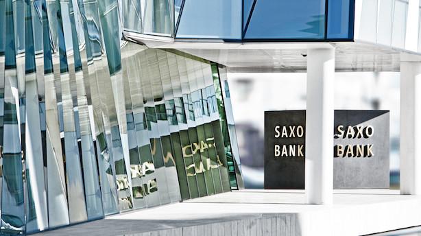 Saxo Bank skal betale 150.000 pund til kunde i britisk schweizerfranc-strid