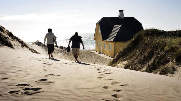 Danskerne vælger større belåning af nye sommerhuse