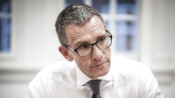 ATP-boss: Vi har ikke behov for at eje mere af Københavns Lufthavne