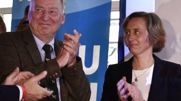 AfD stormer ind og bliver Tysklands tredjestørste parti