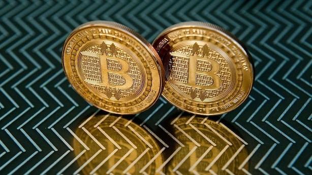 Bitcoin i ny rekord: Banker gennem 18.000 dollar