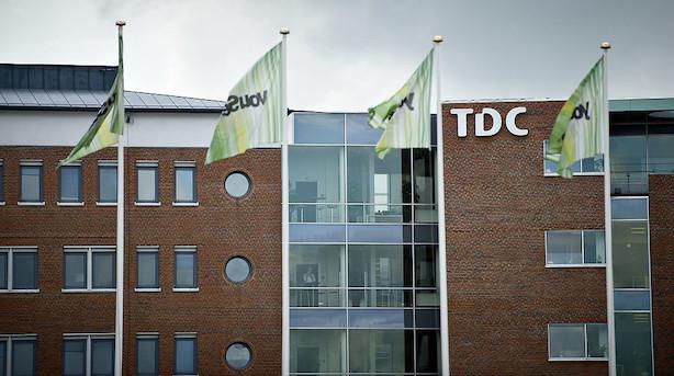 JP Morgan: Salg af TDC's norske kabelforretning kan indbringe 17 mia