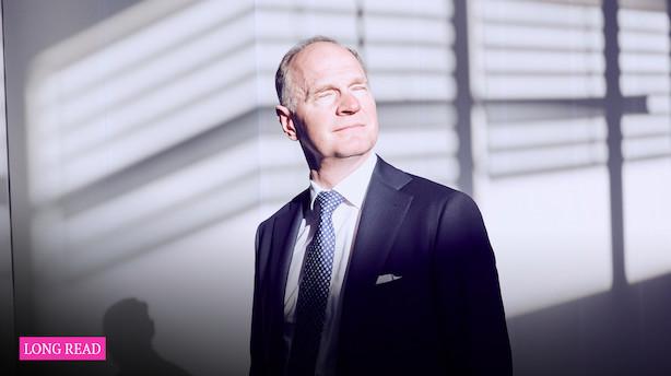 Han var personlig assistent for Mærsk Mc-Kinney Møller: I dag styrer han milliardstort firma