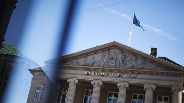 Aktier: Goldman sender Danske Bank til tops