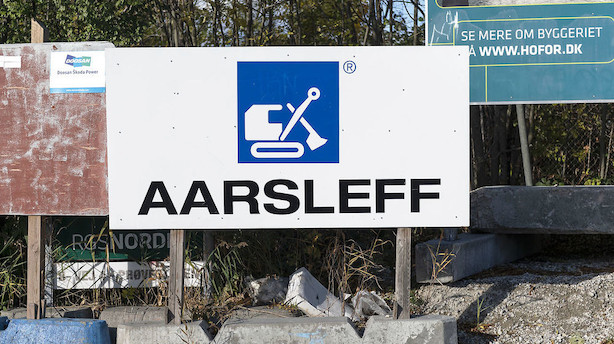 Nordea: Aarsleff er en glimrende købsmulighed - Aktien kan stige 40 pct det næste år
