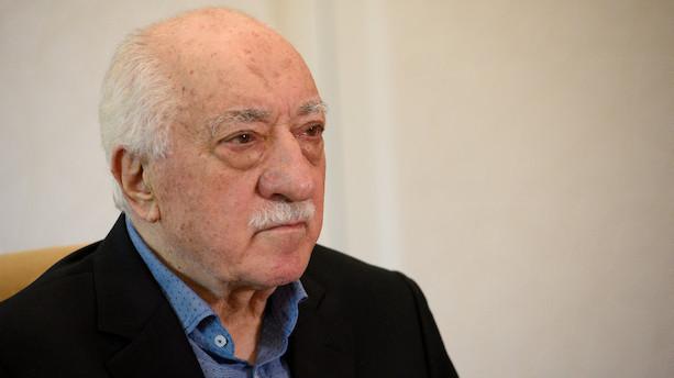 """Tyrkiet: Trump arbejder på at udlevere Gülen der """"beordrede og styrede kupforsøget"""""""