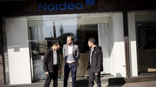Nordea satser på iværksættere for at styrke strategi om at sætte kunden i centrum