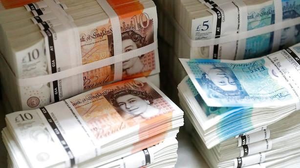 Valuta: Sterling svækkes yderligere på Johnson-effekten