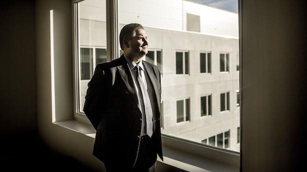 """NNIT-topchef efter tabt Novo-aftale: """"Jeg er ekstremt overrasket"""""""
