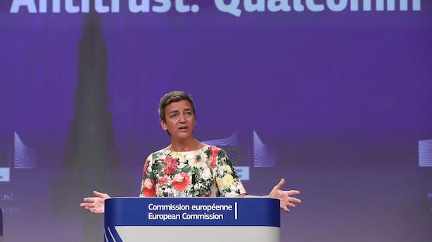 Afsløring: Her er de direkte ordrer til Vestager – hun skal udvikle EUs nye industripolitik