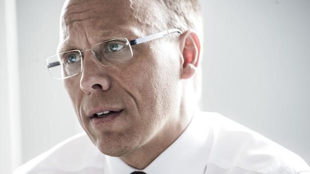 Chokmelding fra Nordea: Får kvartalsunderskud på 3,1 mia. kr.