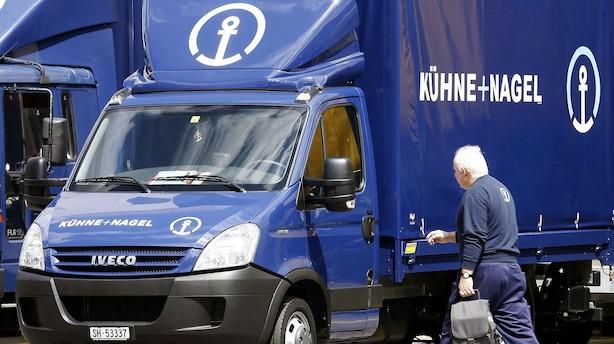 DSV Panalpina-konkurrent køber hollandske aktiviteter