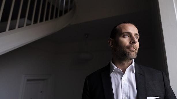 """Ny dansk Goldman-chef: """"Jeg er ikke naiv omkring det image Goldman har fået i dele af Danmark"""""""