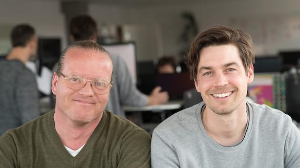 """Aarhusiansk startup solgt for stort tocifret millionbeløb: """"Vi har fejret det med fastelavnsboller, champagne og en kæmpe othellolagkage"""""""