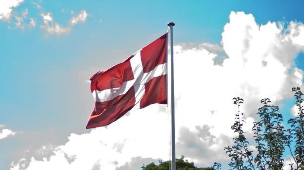 Dansk vækst retter op på katastrofekursen