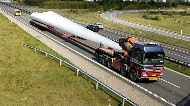 Faldende grøn eksport til Tyskland trækker dansk økonomi ned