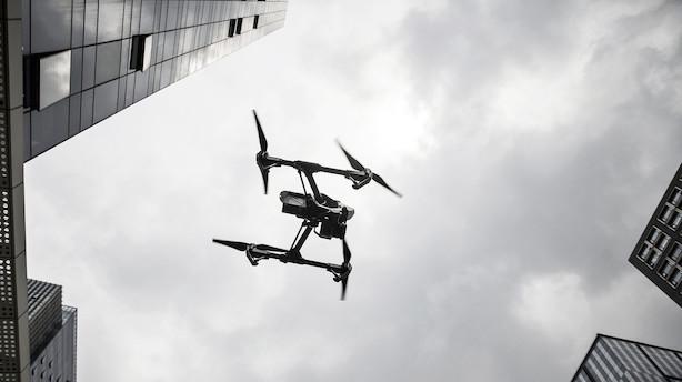 Kinas kæmpedroner tager over i marked til 3 mia. dollar