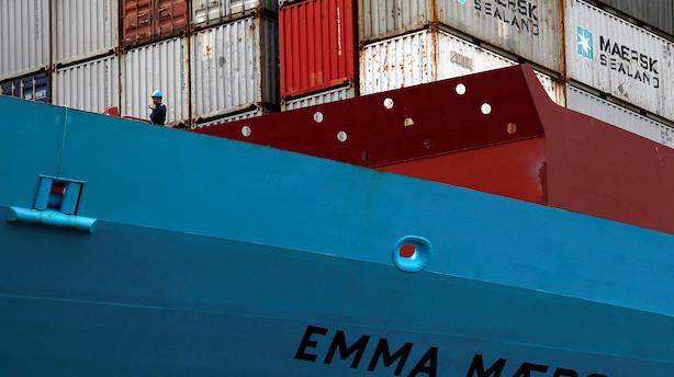 Analysehus: Containermarkedet på højeste vækst i seks år