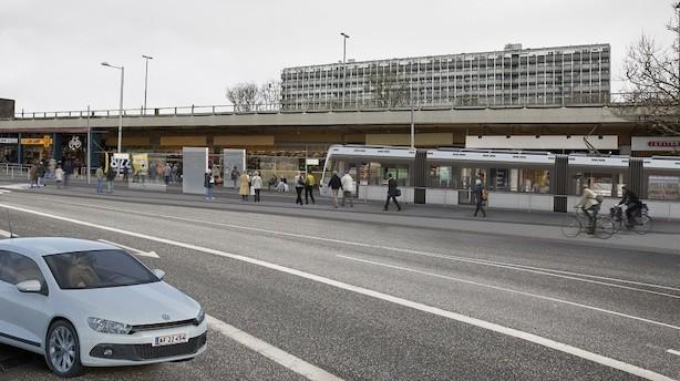 Staten går som ejer af letbane i København