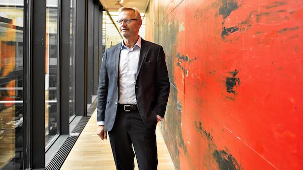 Jyske Bank forhøjer købstilbud på Nordjyske Bank: Aktien brager op med over 11 pct