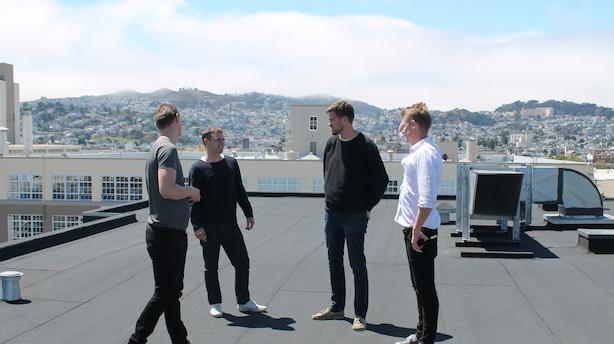 """Stort millionrygstød til danskere i Silicon Valley: """"De kan blive det næste Unity"""""""