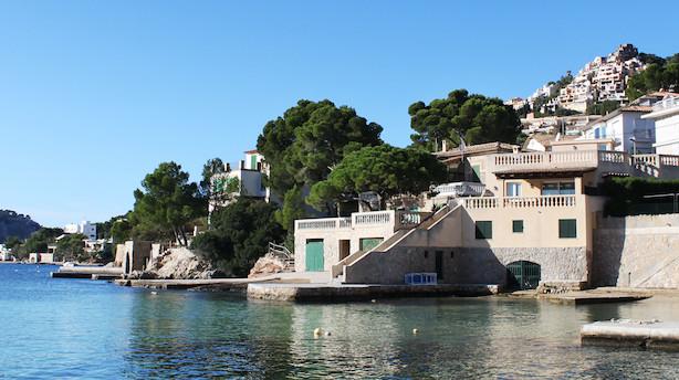 Hesalight-kurator: Nørholt blokerer salg af luksushuse på Mallorca