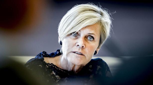 Her er Mette Bocks ultimatum til de røde partier: Tag imod det eller forlad medieforhandlingerne