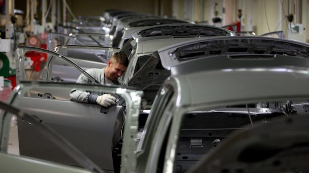 Renault og Nissan lurer på fusion inden for to år