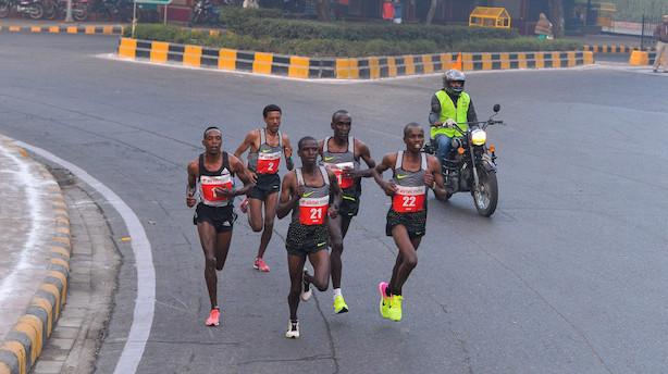 Ny sportssko skaber debat om teknologi i atletik