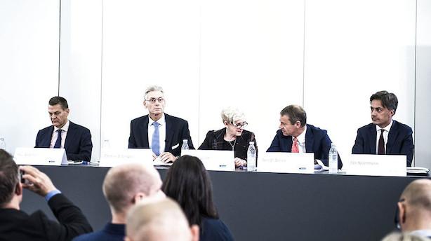 Danske Bank og fire tidligere topledere sagsøgt i USA