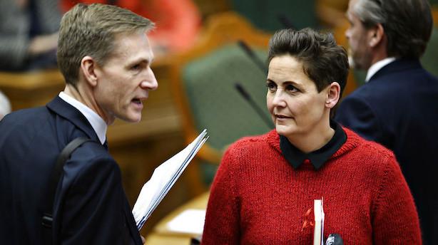 DF om brexitafstemning: EU må genåbne forhandlingerne