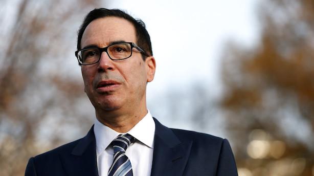 USA: Positivt handelsnyt løfter aktierne
