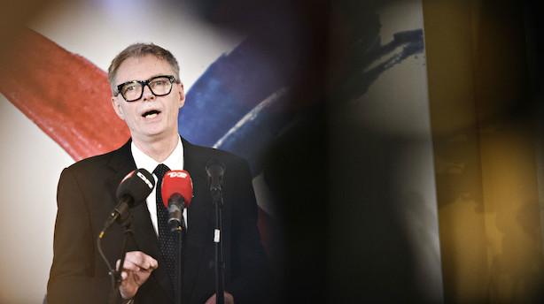 Klaus Riskærs parti godkendes officielt til folketingsvalget